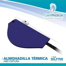 Almohadilla Cintura Termica Silfab Al83 Ortopedia Care Medical