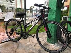 Bicicleta jeep mujer