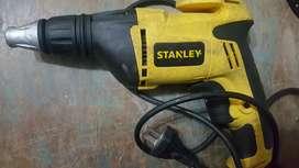 taladro atornillador stanley durlock 520w