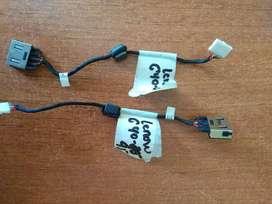 Pin de carga Lenovo g40 g470 tipo USB
