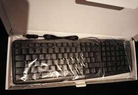 Vendo teclado nuevo