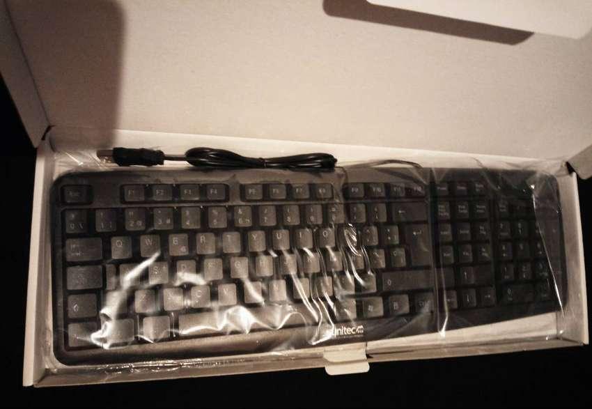 Vendo teclado nuevo 0