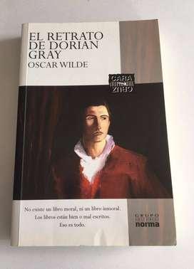 Libro El Retrato de Dorian Gray de Oscar Wilde