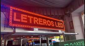 Panel led programable 2 metros