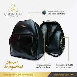 Morral antirrobo Crismart Bags