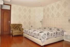 Apartamento amoblado de lujo