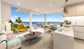 Apartamento con Vista Mar y Piscina y Playa Privada en La Isla De Baru-Cartagena
