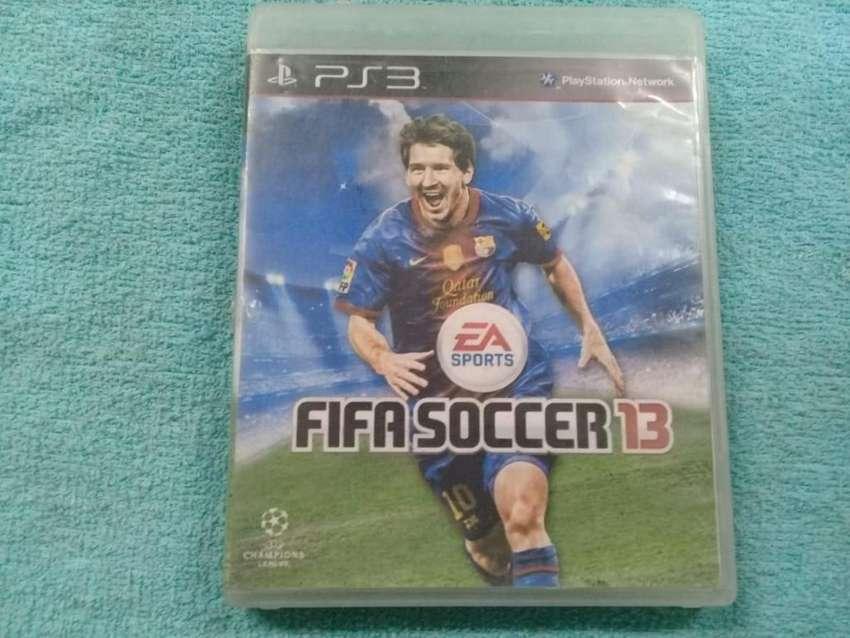 Fifa soccer  13 Ps3 0