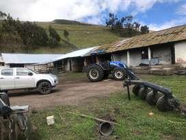 De oportunidad hermosa hacienda en venta en Latacunga