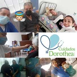 Enfermeras A Domicilio Bogotá