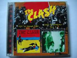 the clash give em enough rope / on broadway vol.2 cd
