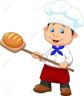 se nesesita maestro panadero con experiencia