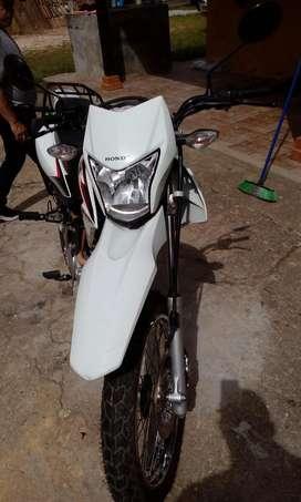Venta de moto Honda Xr150 Mod 2018