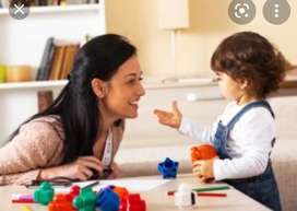 Busco niñera cuide un niño 6 años tenga paciencia en hacer tareas y estar clases