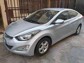 Hyundai Avante 2014 Elantra original a GLP
