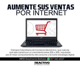 Aumente sus ventas utilizando Estrategias publicitarias  de marketing, Fotografía de producto - Video Comerciales.