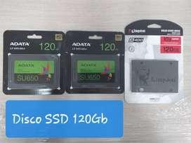 DISCO SOLIDO 120GB /240GB/480