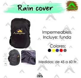 Rain cover 45 a 60 lt.