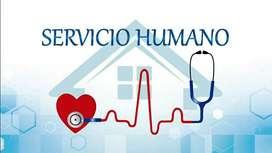 Servicio de Enfermería. Cuidado de Paciente