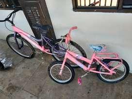 Se venden dos ciclas en buen estado poco uso