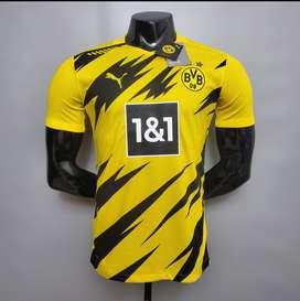 Camiseta local del Borussia Dortmund 20/21 Versión jugador