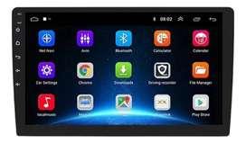 Radio Android 9 Pulgadas Full Touch Usb Gps Sd Bluetooth
