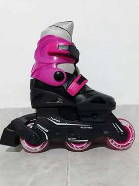 Patines turbo canariam