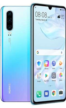 Huawei p30 libre inmaculado
