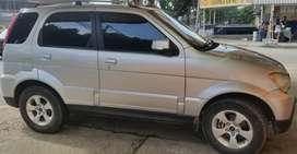Vendo carro Zotye Duna 1600 C.C modelo 2011direcion hidráulica, vidrios eléctricos, rines de lujo, aire acondicionado.