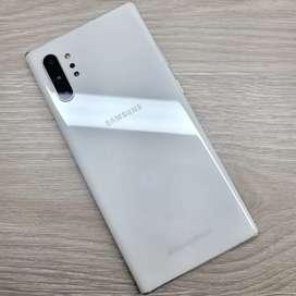 Samsung galaxy note 10 plus de 256 gb con factura de compra y garantía