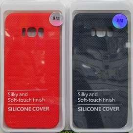 Silicone Case Galaxy S8 Plus