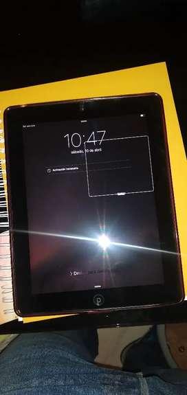 Tablet iPad de 16