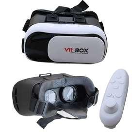 Gafas De Realidad Virtual VR Box 3D