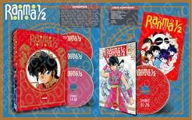 Anime Ranma 1/2 Serie Completa 1080p Latino