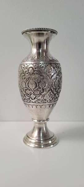 Vendo copa en plata genuina 150 años de antiguedad