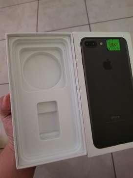 Caja de iphone 7 plus