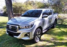 Toyota Hilux SRX 4x4 TDI AT6