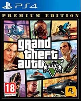 Juego GTA V para PS4 Nuevo