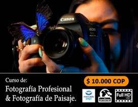 Curso de Fotografía Profesional & Fotografía de paisaje