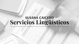 Traducciones oficiales y servicios lingüísticos