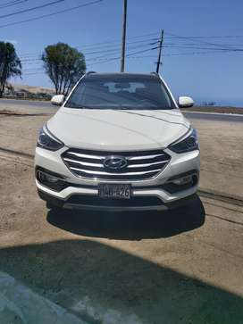 Se vende Hyundai santafe full equipo 2016