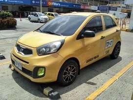 vendo taxi kia eco+ mod 2015 c.c.1250 en buen estado al dia