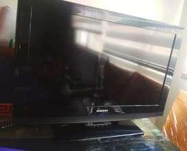 Televisor LCD 32 Pulgadas como nuevo