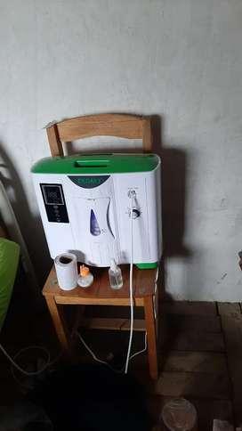 Generador de oxigeno de 9 litros marca Dedak