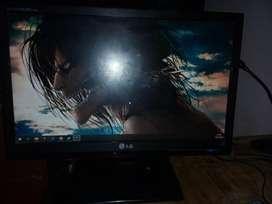 Monitor LG Flatron E1941S-BN