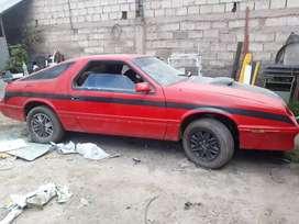 Auto deportivo clasico