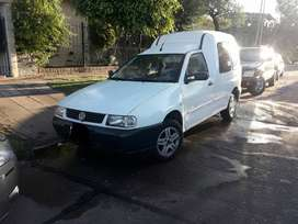 VW CADDY SD