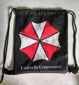 Tula Deportiva Umbrella Corp Nueva