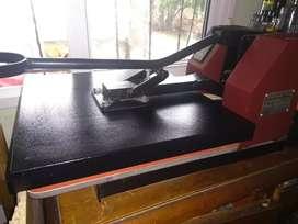 Plancha sublimadora más impresoras