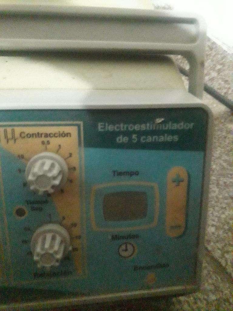Estimulador de Cinco Canales 0